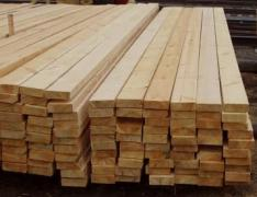 Beams, laths, edged boards from the El Brus company