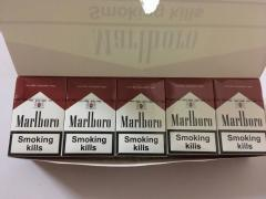 Cігарети Marlboro red duty free (картон) оптом