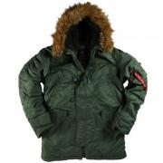 Куртка Аляска N-3B Parka Alpha Industries, USA