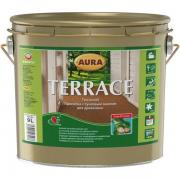 Oil impregnation Aura Terrace, wood decking